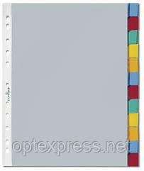 Файлы-разделители 1-12 А4 с цветными табуляторами DURABLE 6633 19