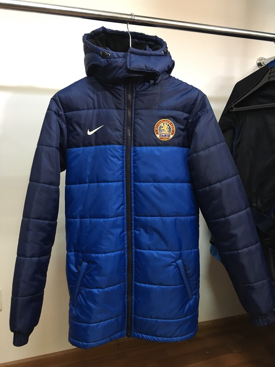 Зимняя куртка N002
