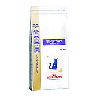 Royal Canin Sensitivity Control лечебный корм для кошек при пищевой аллергии