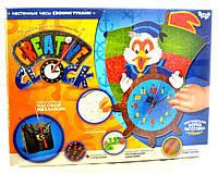 Настенные часы своими руками Creative Clock.