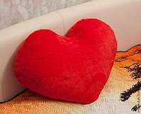 Подушка сердце, подарок на 14 февраля, день влюбленных
