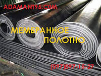 Мембранное полотно, рулон, толщина 2.0 мм, ширина 900 мм.