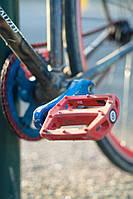 Типы велосипедных педалей