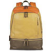 WASSILY/Yellow-Orange  Рюкзак с отдел. д/ноутбука/iPad/iPad Air (30x40x18,5)