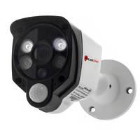 Вулична PIR IP відеокамера зі стробоскопом PoliceCam IPC-625 PIR+LED IP 1080P