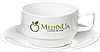 Чашка с блюдцем для американо 220 мл