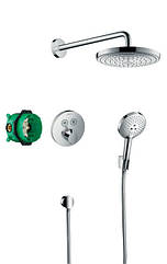 🇩🇪 HANSGROHE ShowerSet Raindance Select S/ShowerSelect S Душевой набор, арт. 048759