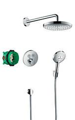 HANSGROHE ShowerSet Raindance Select S/ShowerSelect S Душевой набор, арт. 048759