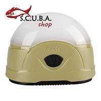 Кемпинговый фонарь Fenix CL20, оливковый