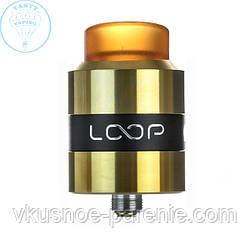 Дрипка Loop RDA Geekvape Gold (клон)