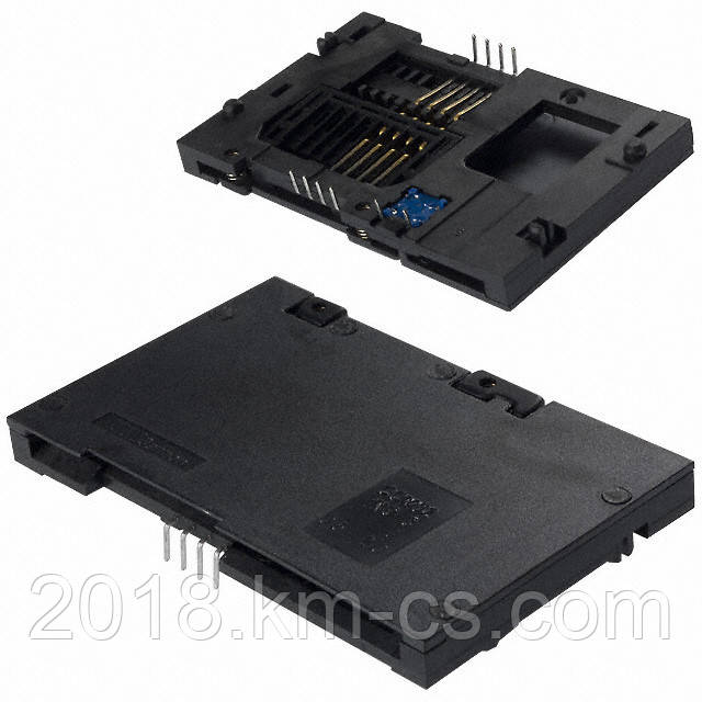 Smart Card CCM02-1NO-3 (ITT Cannon)