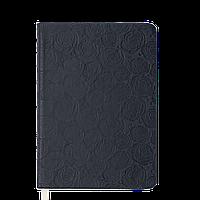 Ежедневник датированный 2019 FLEUR, A6, 336 стр., черный 2580-01 , фото 1