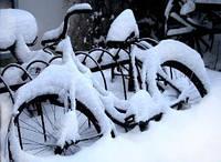 Готовим велосипед к зиме