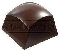 Форма для шоколада Куб Chocolate World (27x27x19 мм), фото 1