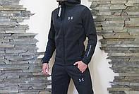 Мужской спортивный костюм теплый  штаны  олимпийка  Under Armour Андер Армор (реплика)