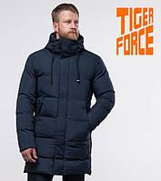 Tiger Force 56460 | Куртка мужская на зиму синяя, фото 1