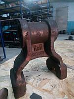 0296707 Серьга передней рессоры DAF E2-3