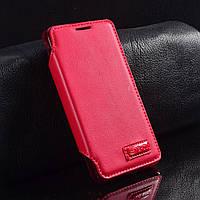 Чехол книжка Samsung Galaxy S2 i9100 b красный 3