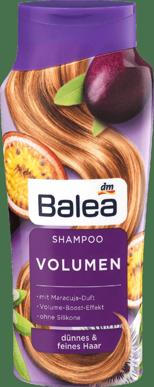 Шампунь для тонких волос Balea Volumen, 300 ml