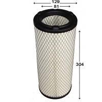 Фильтр воздушный для погрузчиков Daewoo/ Komatsu/ Nissan/ TCM/ Mitsubishi  3EB0234750