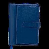Ежедневник датированный 2019 EPOS, A6, 336 стр., т-синий 2531-03 , фото 1