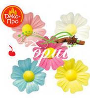 Цветы вафельные ШИПОВНИКА 200 штук