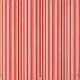 Уличная акриловая ткань в красно-бордовую полосу, фото 2