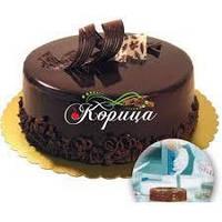 Гель для торта   ШОКОЛАД 7 кг