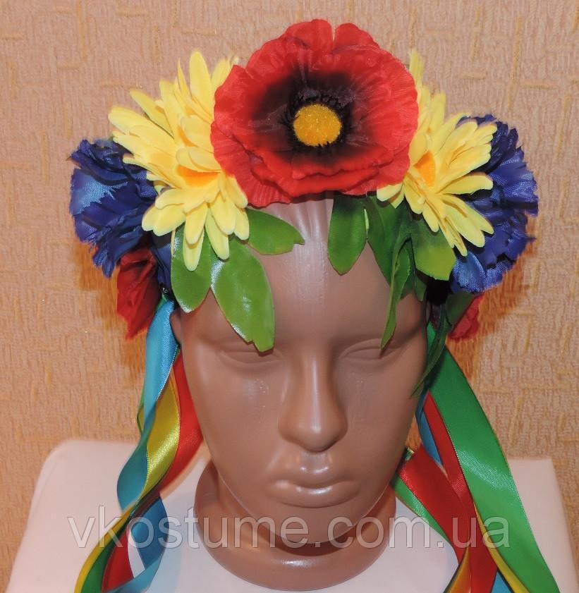 Украинский национальный веночек №1