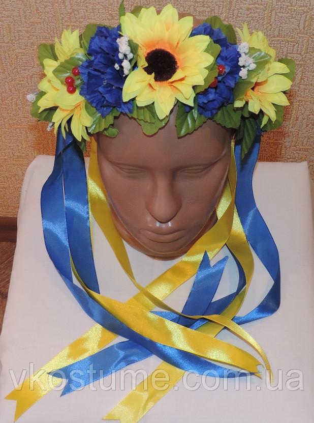 Украинский национальный веночек №2