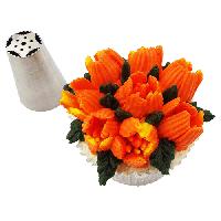 Насадка кондитерская Тюльпан махровый №33