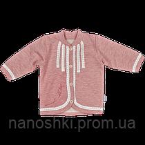 Ля-ля, Кофточка 2Т09ф (6-05) р.62,68 ф-р корал.меланж