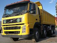 Лобовое стекло Volvo FM 12, 300, 330, 370, 380, 400, 440, триплекс