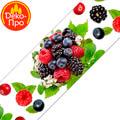 "Лента бордюрная ""Лесные ягоды "" (рулон  500м) 50"