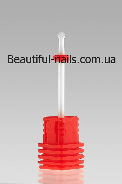 Насадка керамическая шарик для маникюра