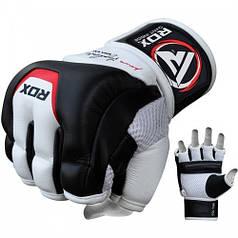 Снарядные перчатки, битки RDX Leather S