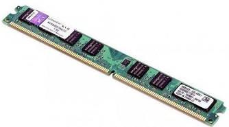 Память 2Gb DDR2, 800 MHz (PC6400), Kingston, CL6 (KVR800D2N6/2G)