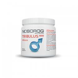 Повышение тестостерона Nosorog Nutrition Tribulus 120caps