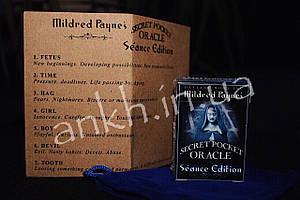 Mildred Payne's Secret Pocket oracle - Seance Edition/ Оракул Милдред Пэйн