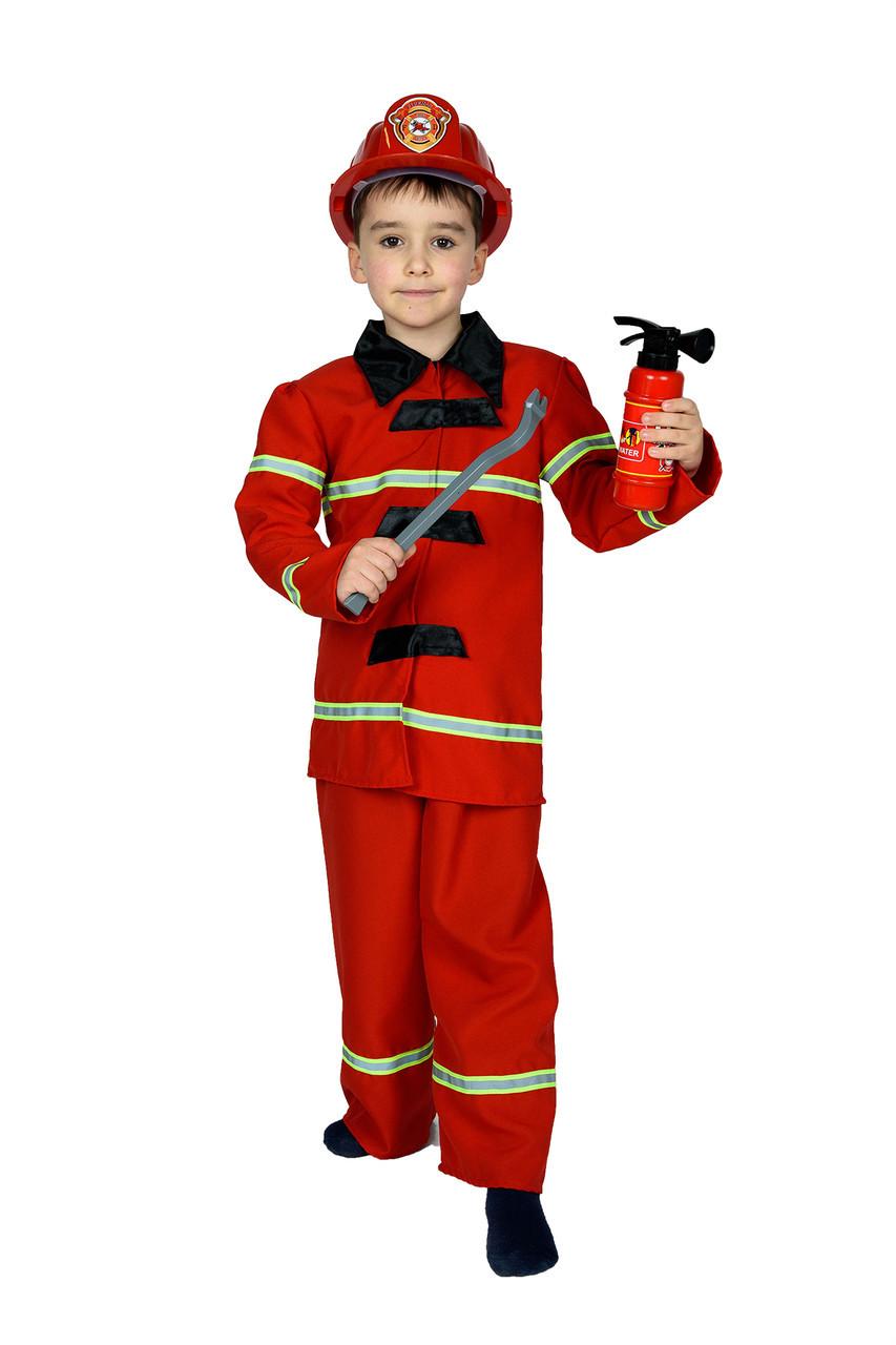 Костюм Пожежного Зростання 118-124