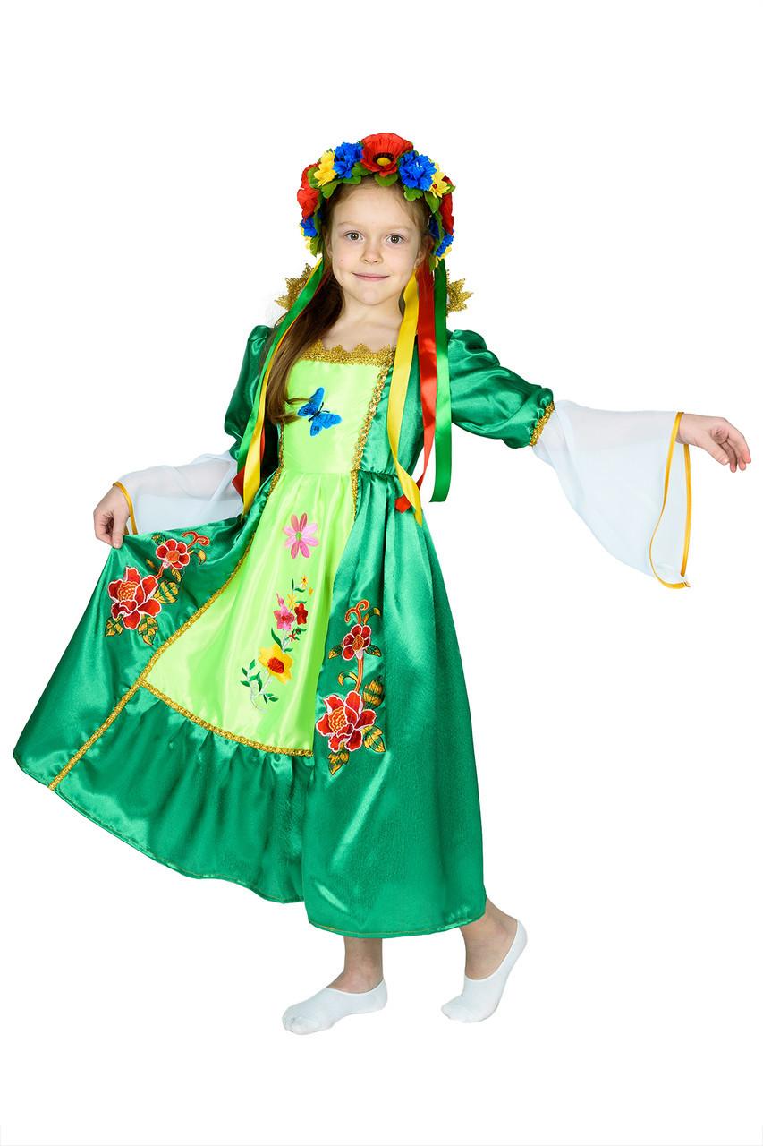Костюм Весны для девочки M - рост 122-130