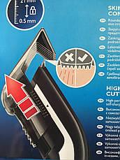 Машинки для стрижки волос Philips QC5115/15 (Лезвия из нержавеющей стали, 11 установок длины, Питание от сети), фото 3