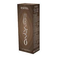 Краска для бровей и ресниц Estel Professional Only Looks 602 - Коричневый