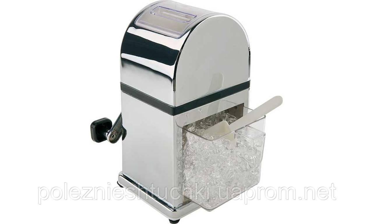 Мельница для льда 16х13х27 см., 0,8 л. ручная APS