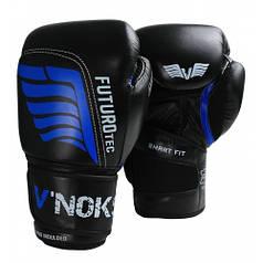 Боксерські рукавички V'Noks Futuro Tec 10 ун.