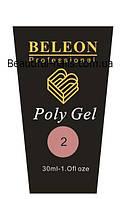Полигель Beleon 30 грамм  №2, фото 1