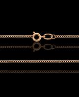 Золотая Цепочка плетение Гурмет 5,0