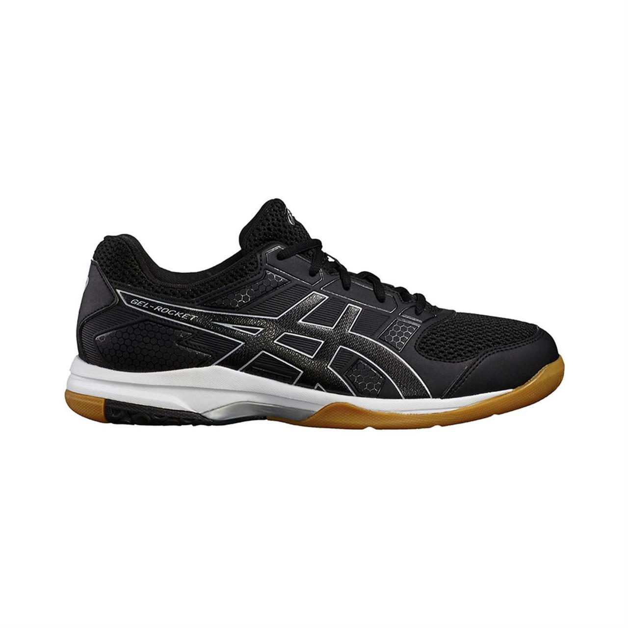 Волейбольные мужские кроссовки ASICS Gel-ROCKET 8 (B706Y-9090)