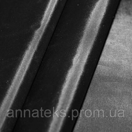 Ткань Прорезиненная F №132 черн. 58440 150СМ ПЛ 190 г/м2