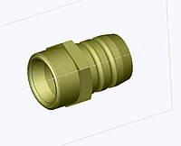 Штуцер СУПА 00.044 раструба вентилятора или ГСК